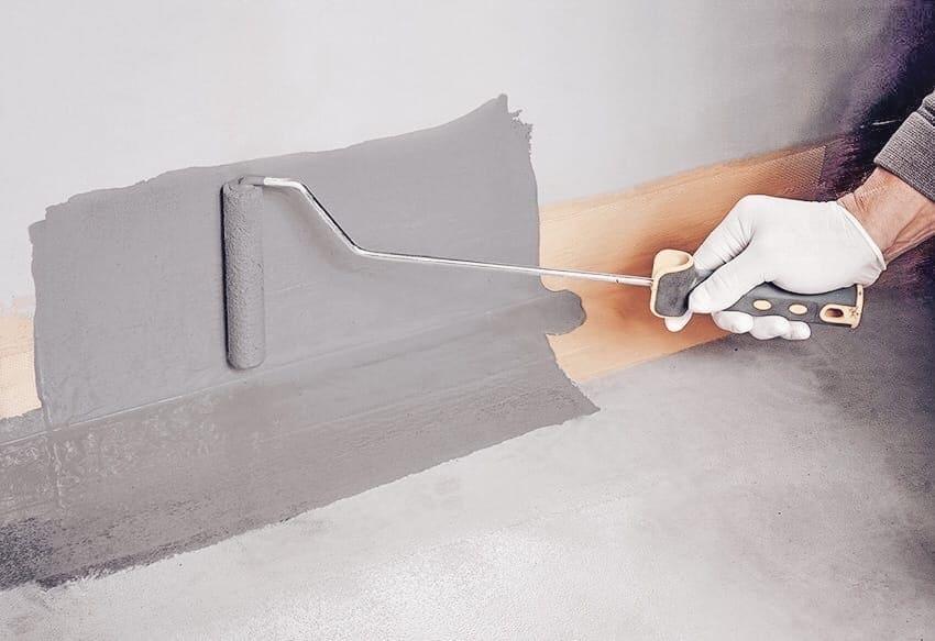 цементная гидроизоляция пола